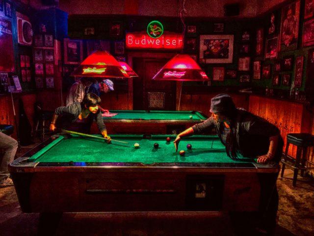 Bars of North Beach