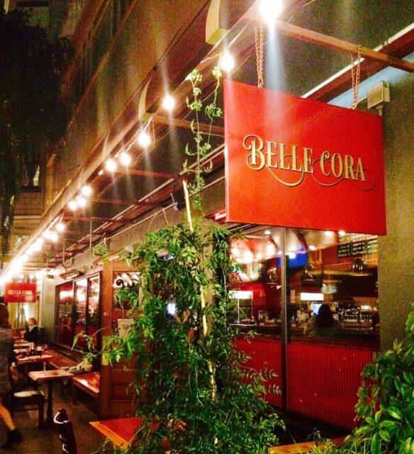 North Beach's Belle Cora - North Beach Restaurants
