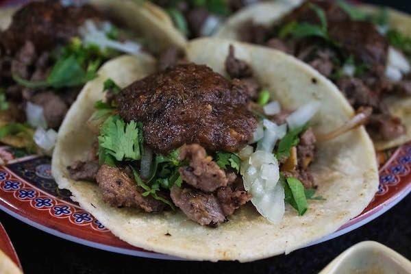 taco at Panuchos