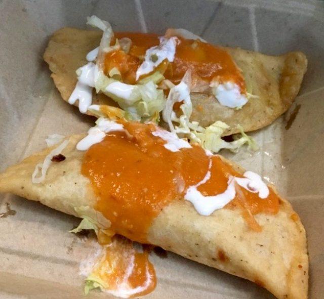 The Cochinita Empanadas at Panuchos - Joe Content: What to do in San Francisco