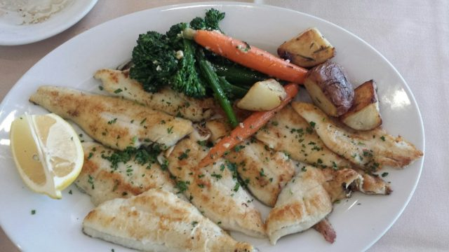 Perfect Sand Dabs - Betty Lou's Joe Content