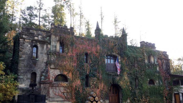 Château Montelena in Calistoga - The Judgment of Paris - Joe Content