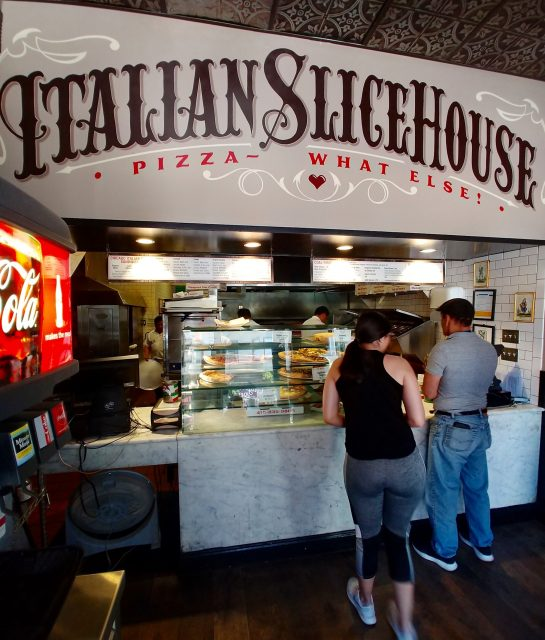 Tony's Coal Fired Pizza & Slice House at Joe Content - Seven Ovens Blog