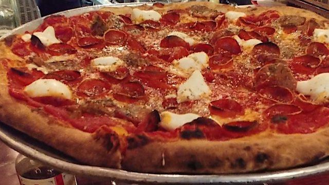 Tonys Coal Fired Pizza Napoletana on JoeContent.net