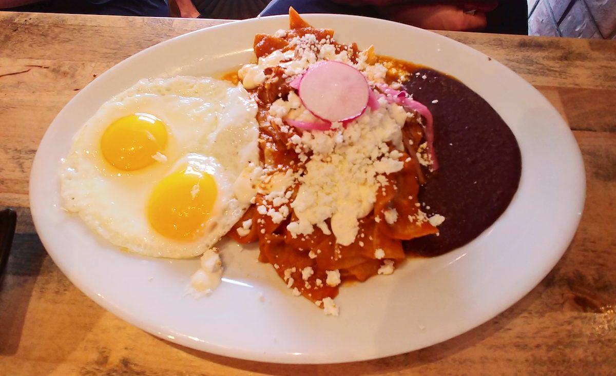 Huevos Motulenos Los Mayas