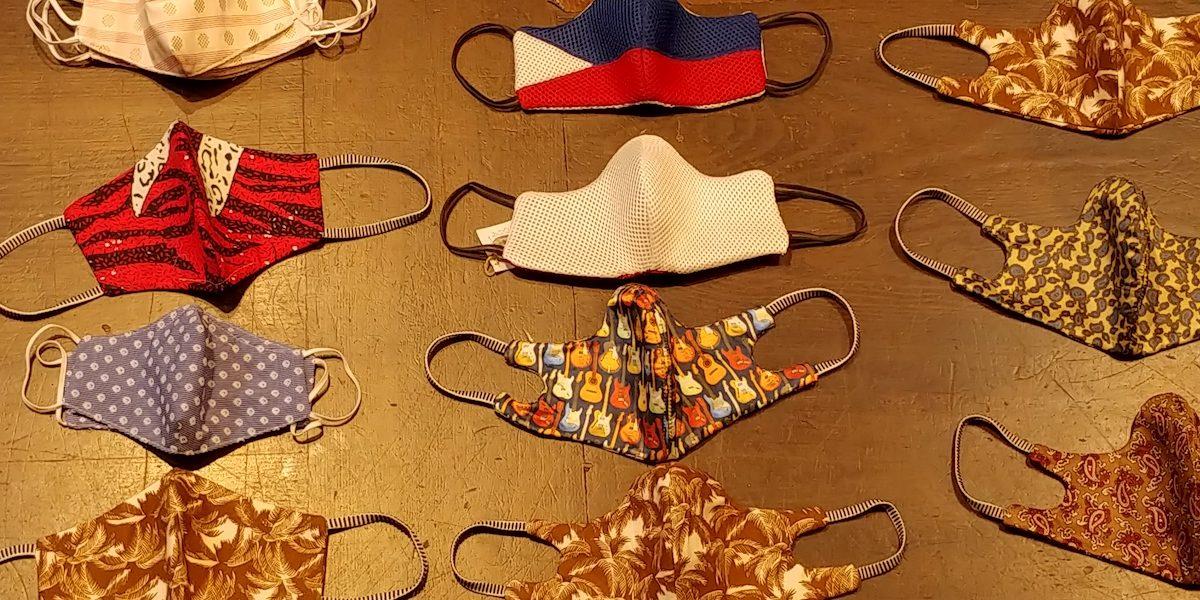 Masks @ Al's Attire - joecontent.net