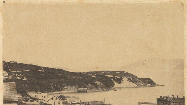 North Beach 1856 Sydney Ducks