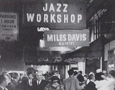Jazz Work San Francisco North Beach Music