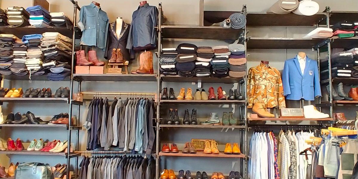 Clothes at Al's Attire
