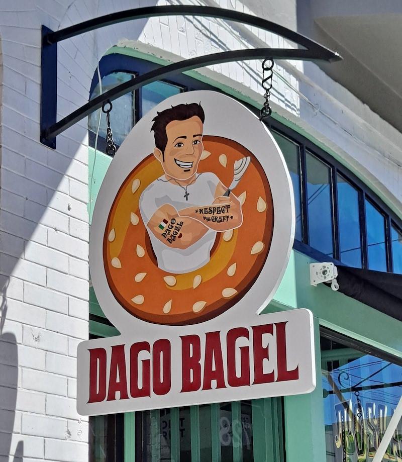 Dago Bagel in San Francisco