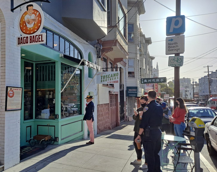 Toscano Brothers Bakery SF