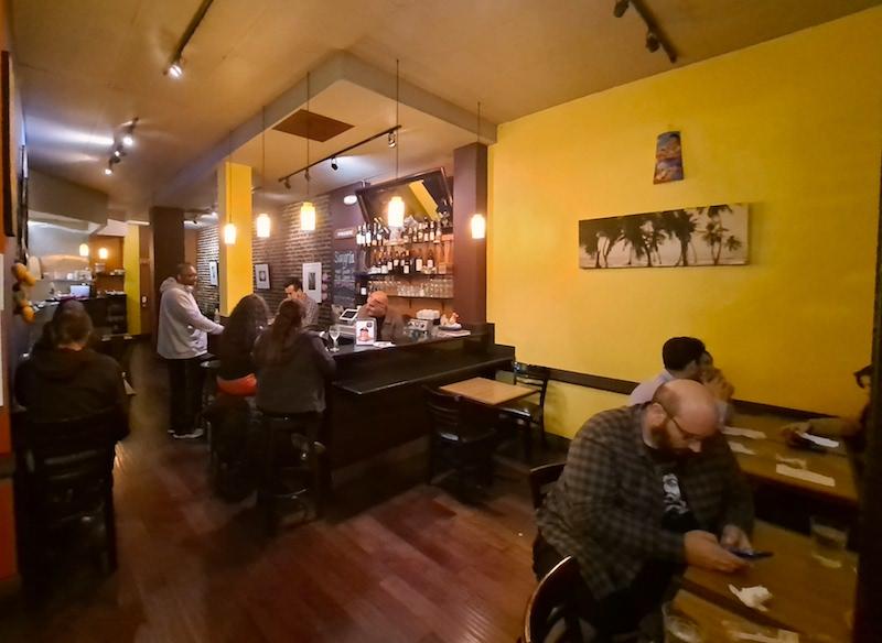 Dining Room @ La Fusión